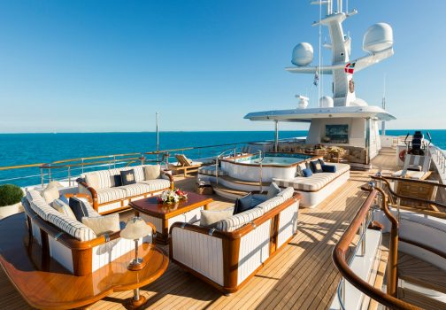 The Lure of Super Yachts